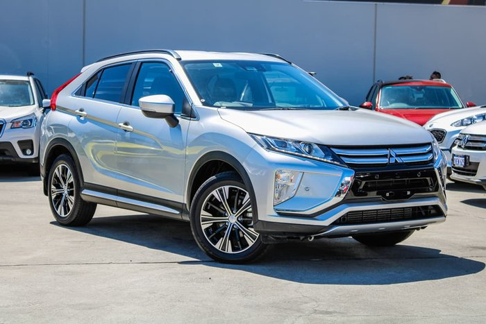 2018 Mitsubishi Eclipse Cross Exceed YA MY19 4X4 On Demand Silver