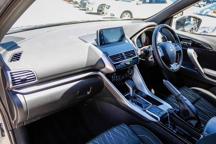 2019 Mitsubishi Eclipse Cross Black Edition YA MY20 Grey
