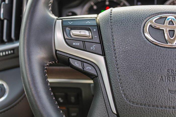 2019 Toyota Landcruiser Sahara VDJ200R 4X4 Dual Range