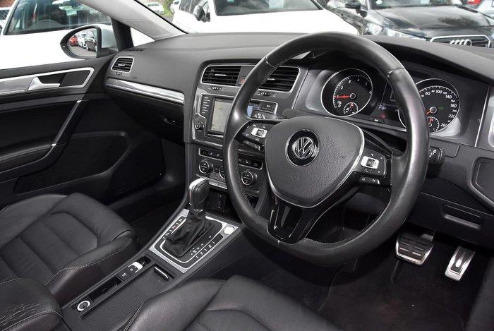 2015 Volkswagen Golf Alltrack 132TSI 7 MY16 Four Wheel Drive Blue