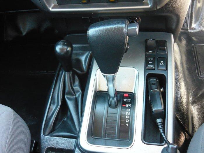 2013 Nissan Patrol DX Y61 4X4 White