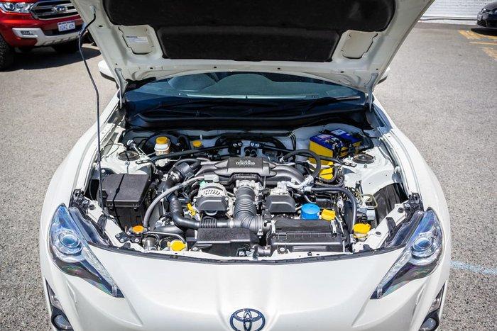 2014 Toyota 86 GTS ZN6 MY14 White