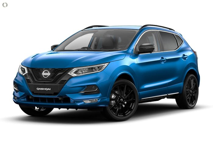 2020 Nissan QASHQAI Midnight Edition J11 Series 3 MY20 Blue