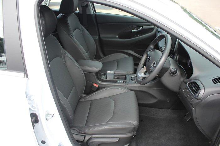 2020 Hyundai i30 Elite PD.V4 MY21 White