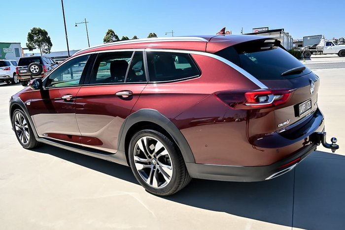 2018 Holden Calais V ZB MY18 4X4 On Demand Red