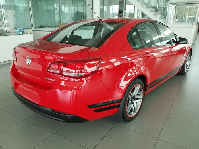 2013 Holden Commodore Evoke VF MY14 Red