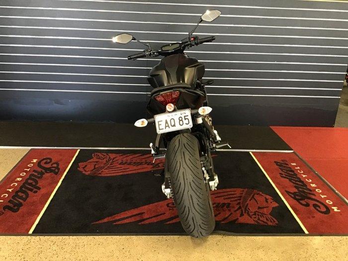 2019 Yamaha MT-07 LA (ABS) Black
