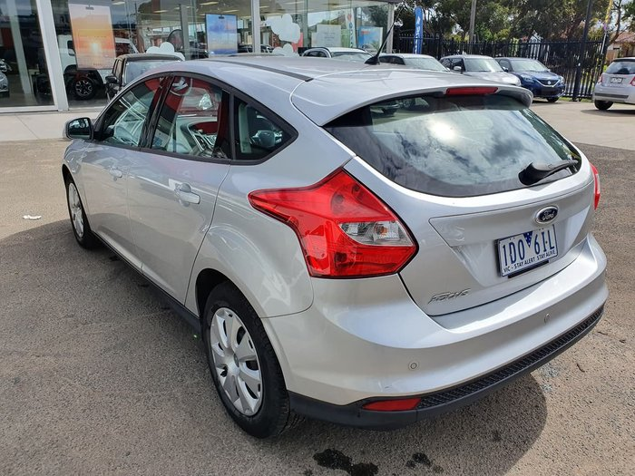 2014 Ford Focus Ambiente LW MKII MY14 Silver