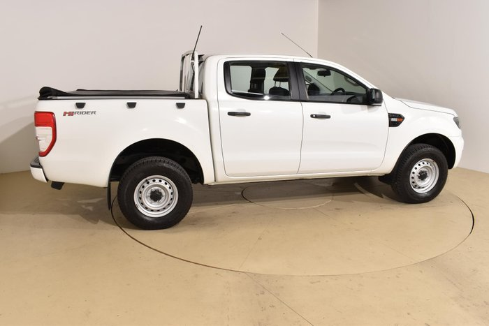 2015 Ford Ranger XL Hi-Rider PX MkII Cool White
