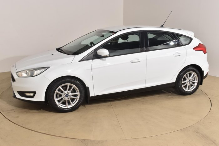 2016 Ford Focus Trend LZ White