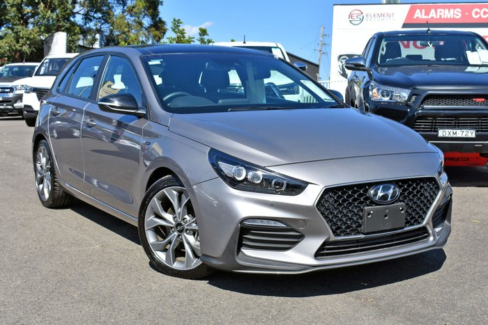 2019 Hyundai i30 N Line PD.3 MY20 Fluid Metal