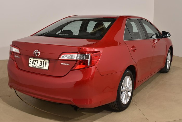 2014 Toyota Camry Altise ASV50R Wildfire