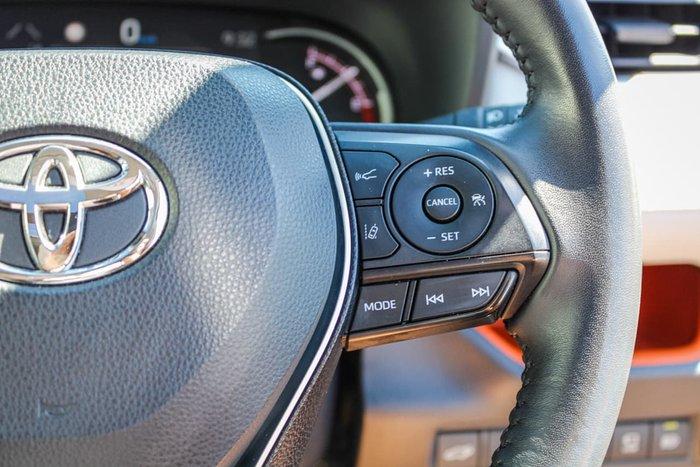 2019 Toyota RAV4 Edge AXAA54R 4X4 On Demand
