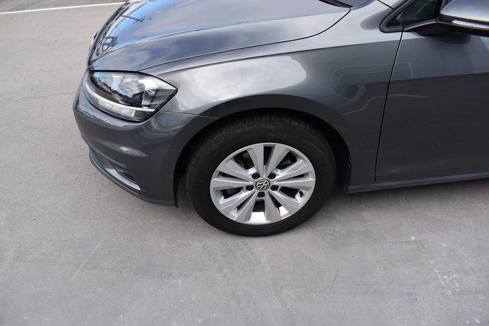2017 Volkswagen Golf 110TSI Trendline 7.5 MY18 Grey