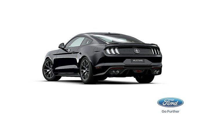 2020 Ford Mustang High Performance FN MY20 Black