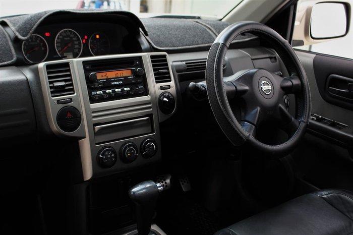 2005 Nissan X-TRAIL Ti-L T30 II 4X4 On Demand Gold