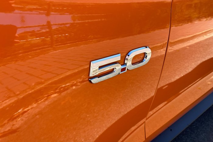 2020 Ford Mustang GT FN MY20 Twister Orange