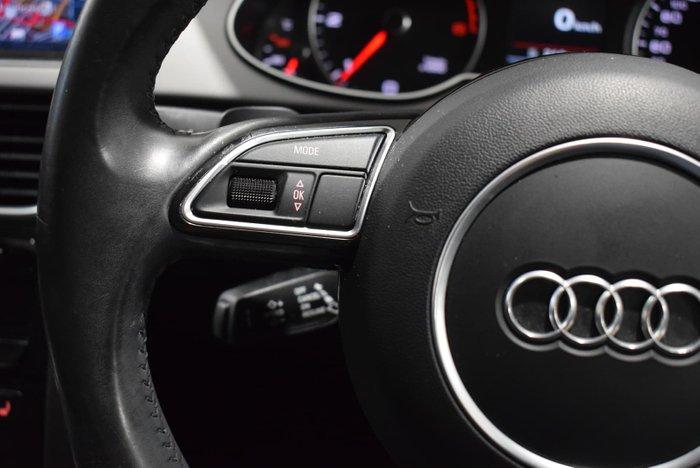 2013 Audi A4 allroad B8 MY14 Four Wheel Drive White