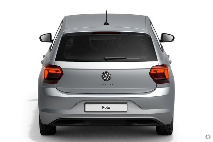2020 Volkswagen Polo 85TSI Style AW MY21 Silver