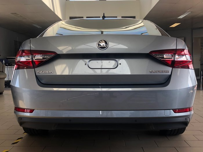 2018 SKODA Superb 162TSI NP MY18.5 Quartz Grey
