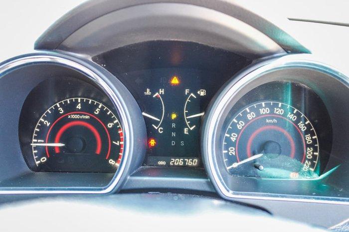 2011 Toyota Kluger Grande GSU45R MY11 Four Wheel Drive Grey