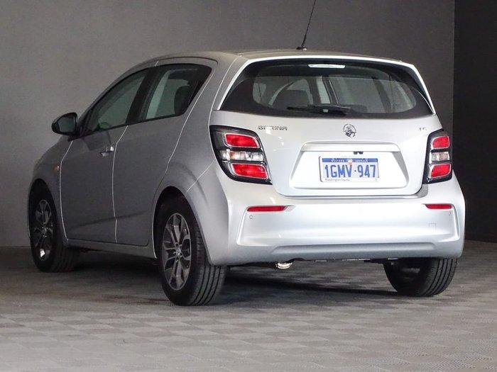 2018 Holden Barina LS TM MY18 Silver