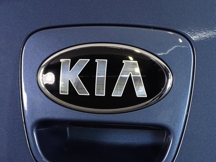 2016 Kia Rio S UB MY16 Blue