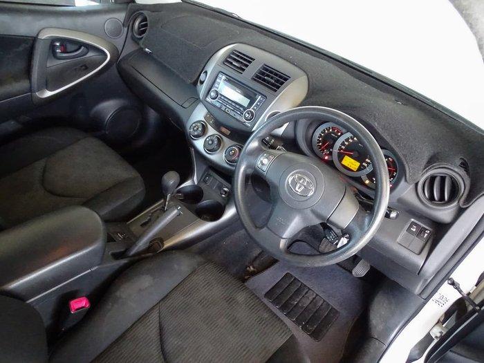 2012 Toyota RAV4 CV ACA38R MY12 White