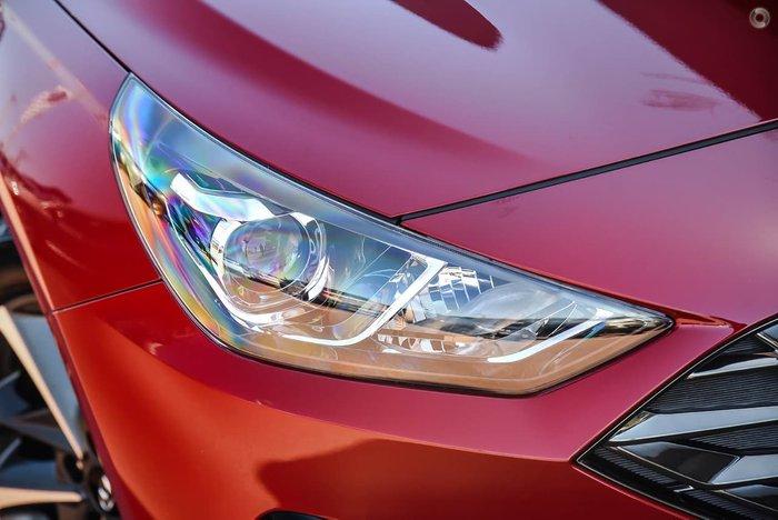 2020 Hyundai i30 Elite PD.V4 MY21 Fiery Red