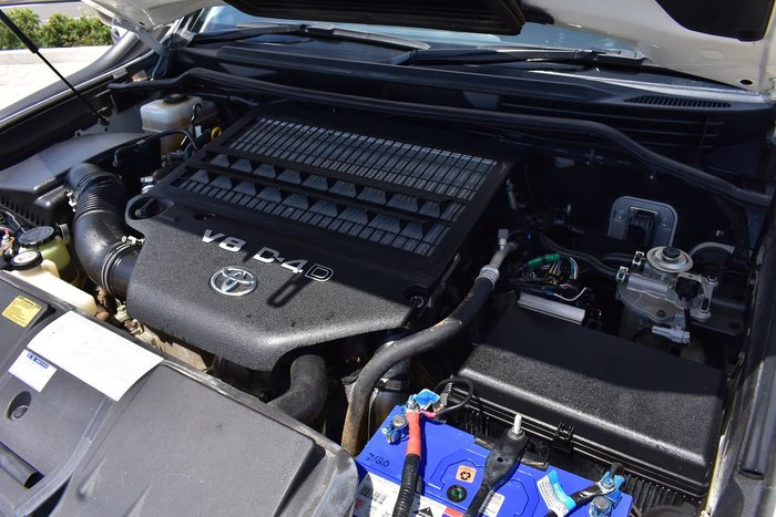 2018 Toyota Landcruiser GX VDJ200R 4X4 Dual Range