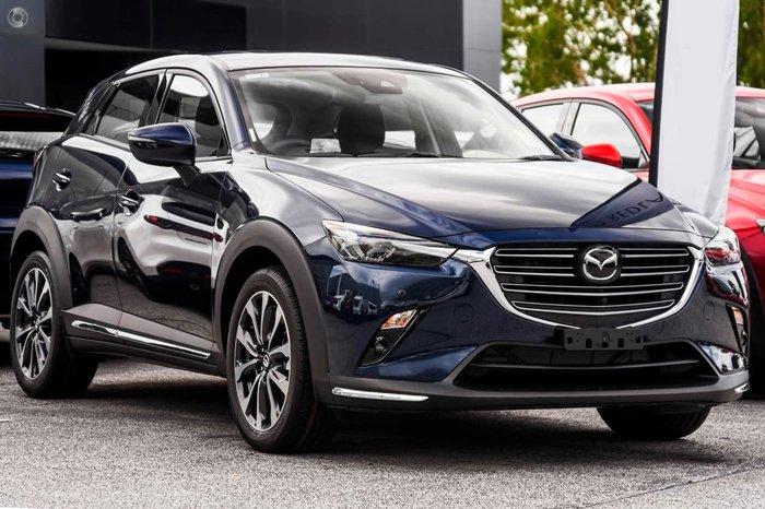 2020 Mazda CX-3 Akari DK Blue