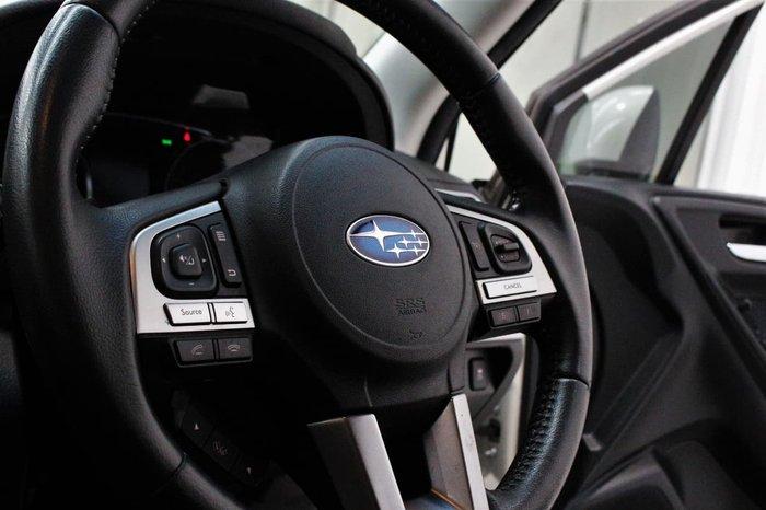 2016 Subaru Forester 2.5i-L S4 MY16 Four Wheel Drive White