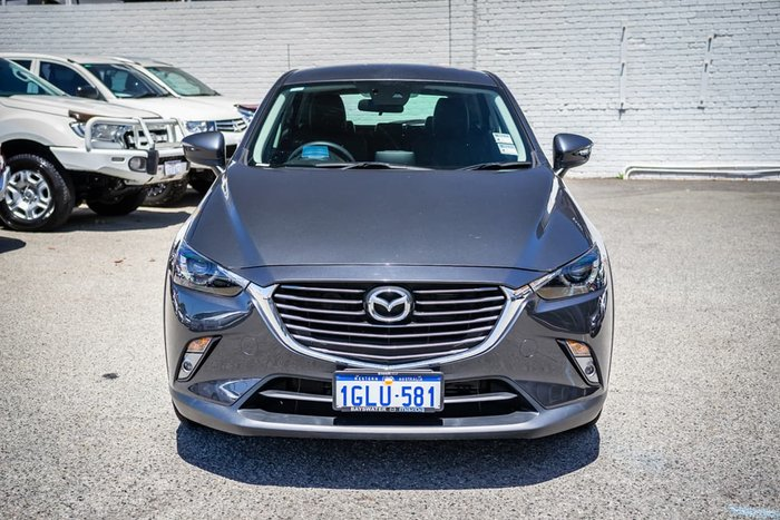2017 Mazda CX-3 sTouring DK 4X4 On Demand Grey