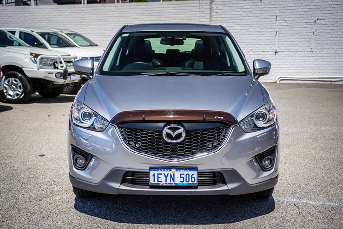 2013 Mazda CX-5 Maxx Sport KE Series Four Wheel Drive Silver