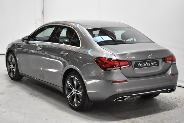 2019 Mercedes-Benz A-Class A200 V177 Mountain Grey
