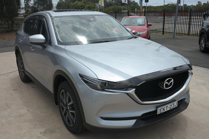 2018 Mazda CX-5 GT KF Series 4X4 On Demand Silver
