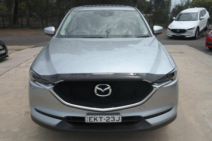 2018 Mazda CX-5 GT KF Series 4X4 On Demand Silver