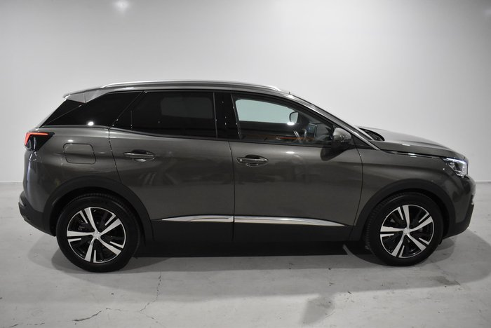 2019 Peugeot 3008 Allure P84 MY19 Amazonite Grey