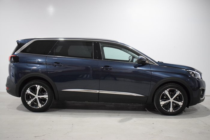 2018 Peugeot 5008 Allure P87 MY18 Gust Blue