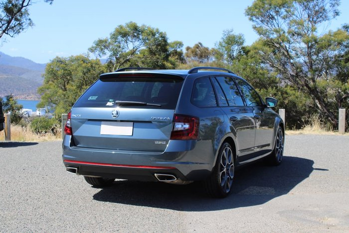 2019 SKODA Octavia RS 245 NE MY20 Grey