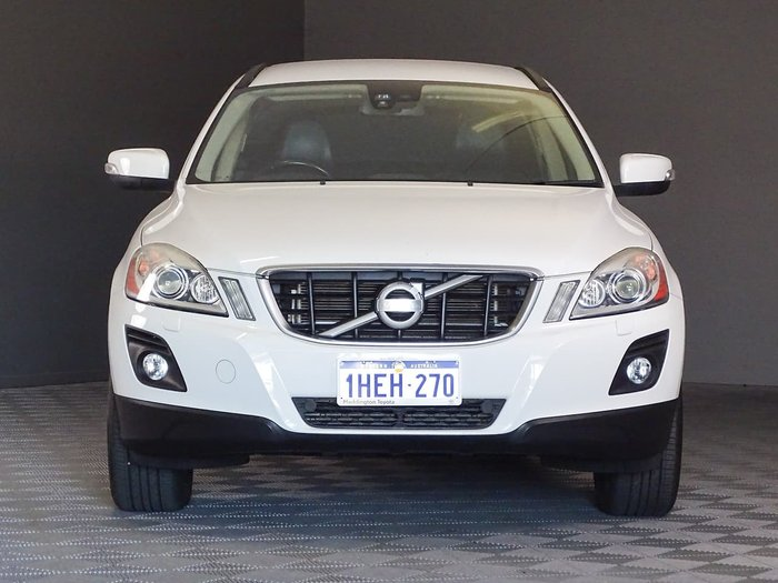 2009 Volvo XC60 T6 MY09 Four Wheel Drive White