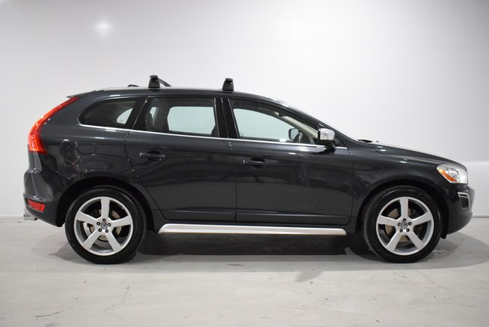 2013 Volvo XC60 T6 R-Design MY13 Four Wheel Drive Savile Grey