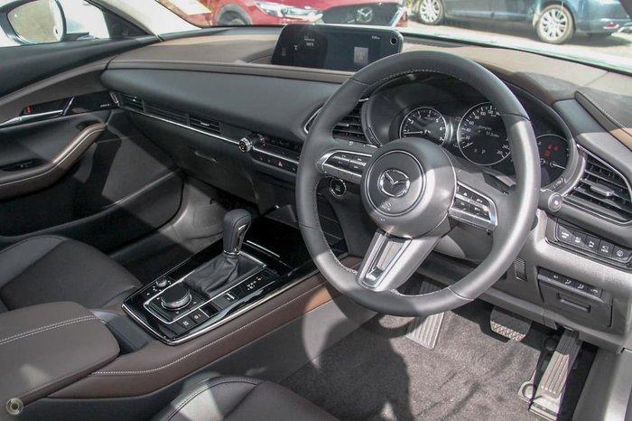 2020 Mazda CX-30 G25 Astina DM Series 4X4 On Demand White