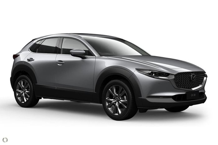 2020 Mazda CX-30 G25 Astina DM Series Silver