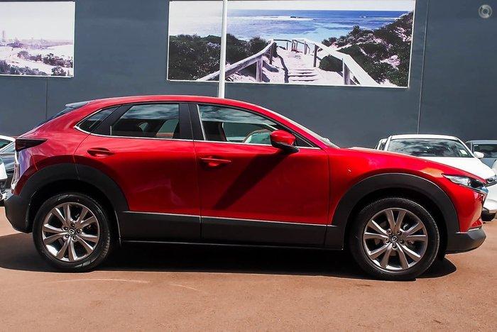 2020 Mazda CX-30 G20 Evolve DM Series Red
