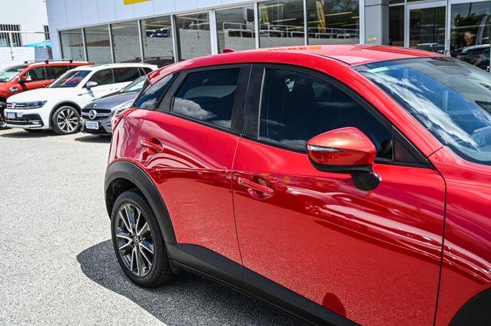 2016 Mazda CX-3 sTouring DK Red