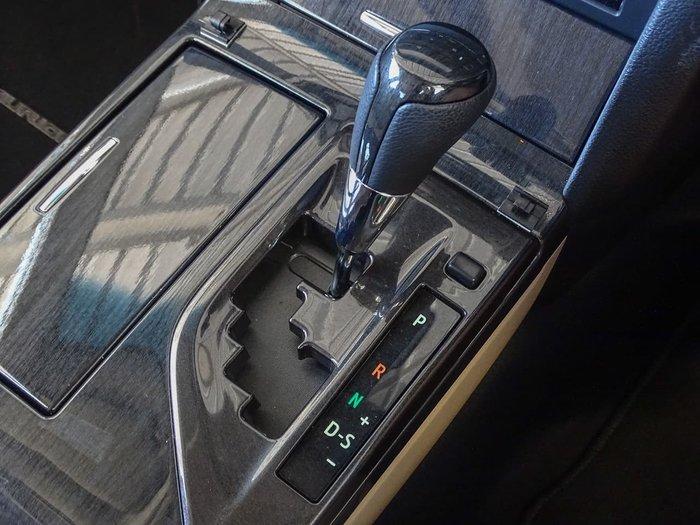 2016 Toyota Aurion Presara GSV50R Black