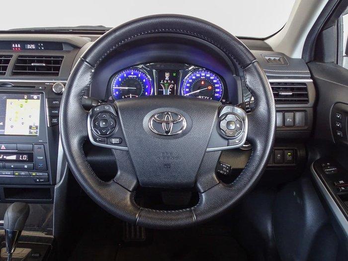 2015 Toyota Aurion Presara GSV50R White