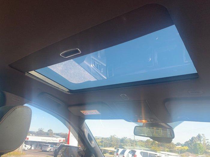 2018 Ford Ranger Wildtrak PX MkIII MY19 4X4 Dual Range Black