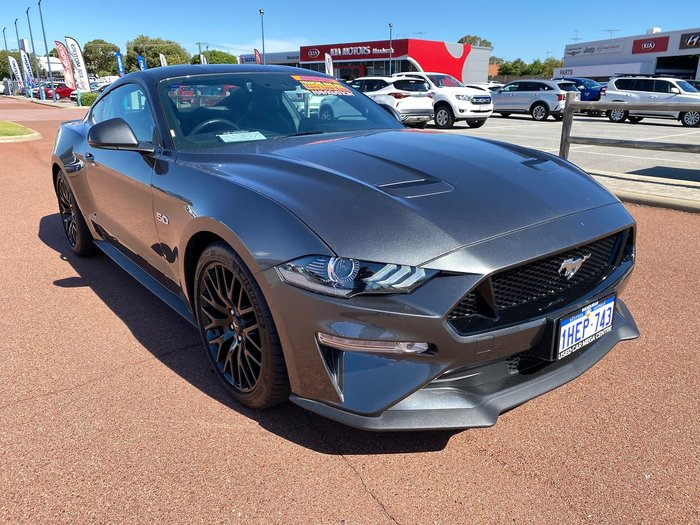 2020 Ford Mustang GT FN MY20 Grey